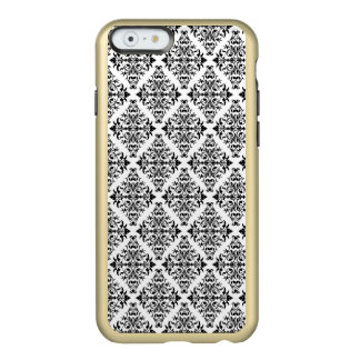 French Pattern in Black & White Incipio Feather® Shine iPhone 6 Case