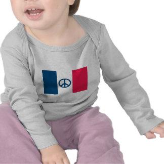 French Peace Tee Shirt