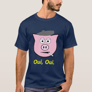 French pig T-Shirt