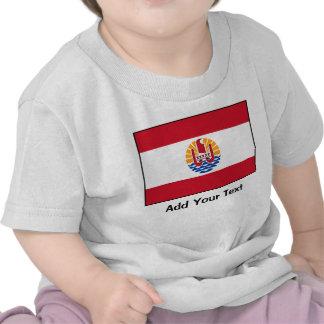 French Polynesia Flag Shirts
