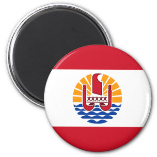 french polynesia magnet