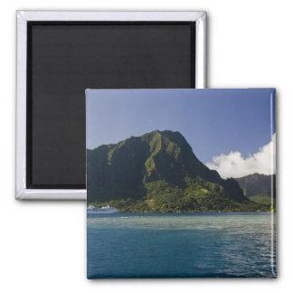 French Polynesia, Moorea. The Paul Gauguin Magnet