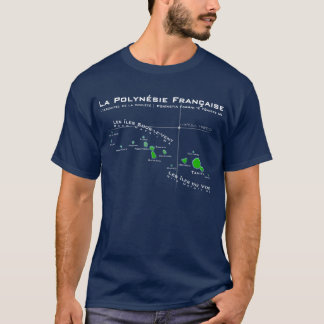 French Polynesia T-Shirt
