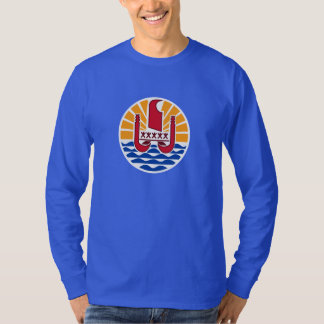 French Polynesian coat of arms T-Shirt