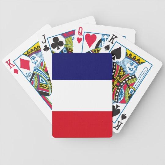 French pride! poker deck