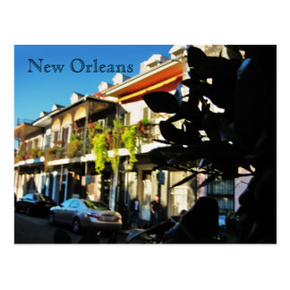 French Quarter Feeling Postcard