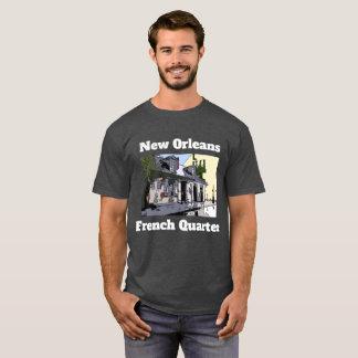 French Quarter Vintage Black Smith Shop Add Text T-Shirt