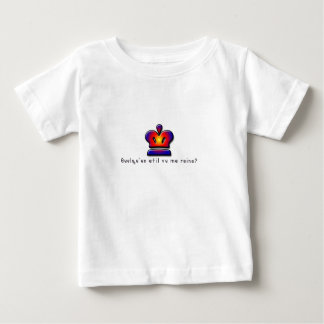 French-Queen Baby T-Shirt