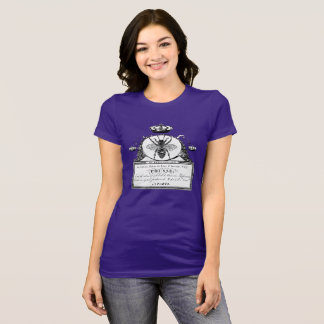 French Queen Bee design. T-Shirt