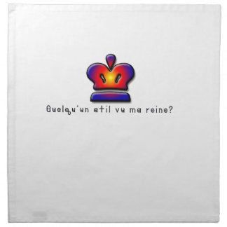 French-Queen Napkin