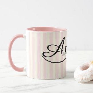 French Retro Amour Mug
