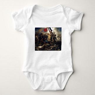 French revolution baby bodysuit