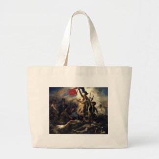 French revolution large tote bag