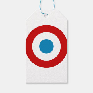 French Revolution Roundel France Cocarde Tricolore Gift Tags