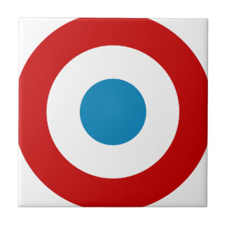 French Revolution Roundel France Cocarde Tricolore Tile