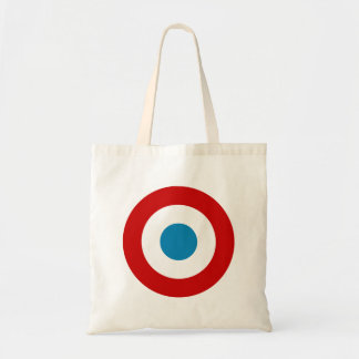 French Revolution Roundel France Cocarde Tricolore Tote Bag