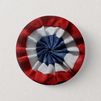 French Revolution Tricolor 2 Inch Round Button