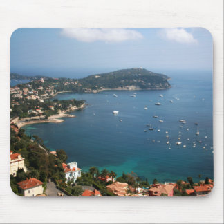 French Riviera Mouse Pad