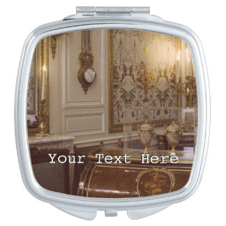 French Rococo Room In Paris Makeup Mirrors