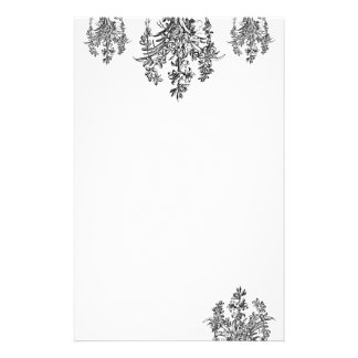 French Rose Bouquet Stationery