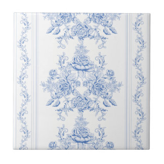 French,shabby chic, vintage,pale blue,white,chic, tile