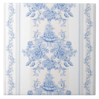 French,shabby chic, vintage,pale blue,white,countr tile