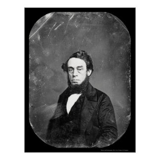 French Silversmith Daguerreotype 1851 Poster