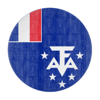 French Southern and Antarctic Lands Flag Cutting Board