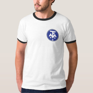 French Southern Antarctica Flag T-Shirt