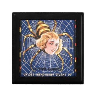 French Spider Girl Gift Box