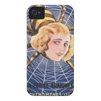 French Spider Girl iPhone 4 Covers