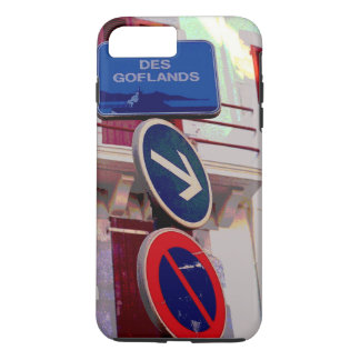 French Street Signs iPhone 7 Plus Case