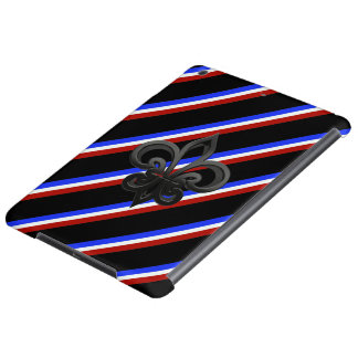 French stripes flag iPad air cases