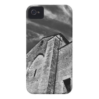 French the Middle Ages kisses the darkness skies iPhone 4 Case
