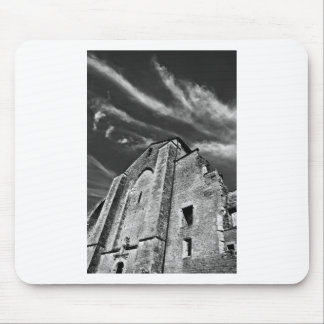 French the Middle Ages kisses the darkness skies Mouse Pad