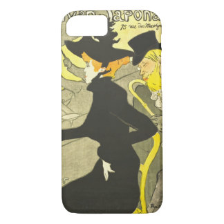 French Theater Club Ad 1892 iPhone 7 Case