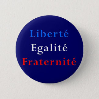 French Theme Party Favor - Revolutionary Button