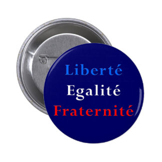 French Theme Party Favour - Revolutionary Button