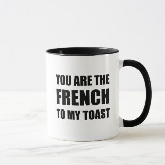French To My Toast Mug