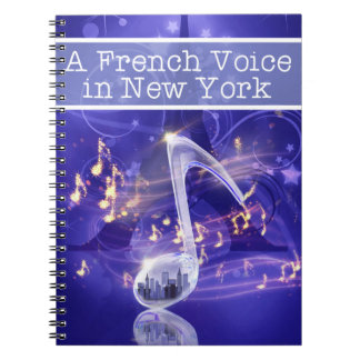 French Voice Notebook