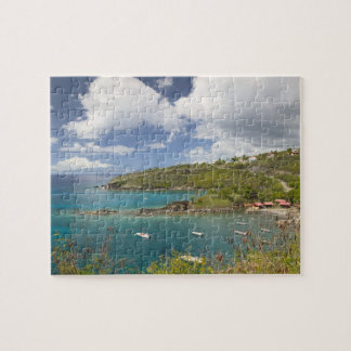 FRENCH WEST INDIES (FWI), Guadaloupe, Basse, Jigsaw Puzzle