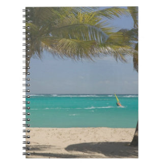 French West Indies, Guadaloupe, Marie, Galante 2 Spiral Notebook