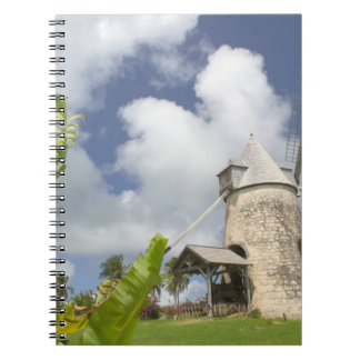 French West Indies, Guadaloupe, Marie, Galante Spiral Notebooks