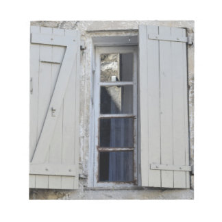 French Window Notepad