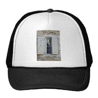 French Window Trucker Hat