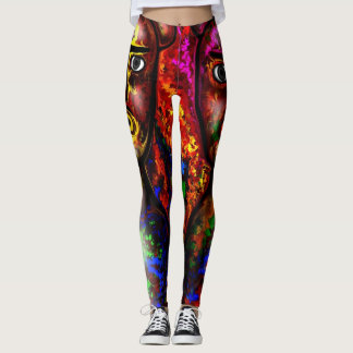 French winemakers by rafi talby leggings