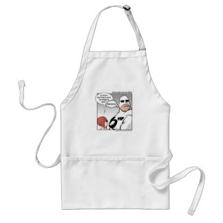 French Word for Bread Standard Apron