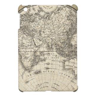 French World Map II 6 iPad Mini Cover