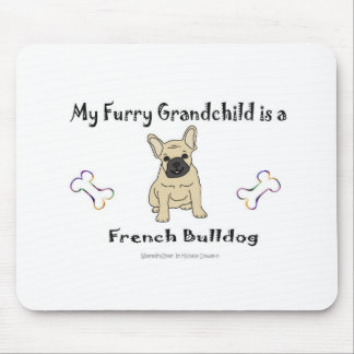 FrenchBulldogFawn Mouse Pad