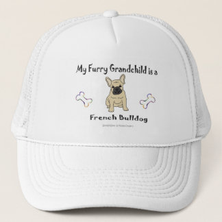 FrenchBulldogFawn Trucker Hat